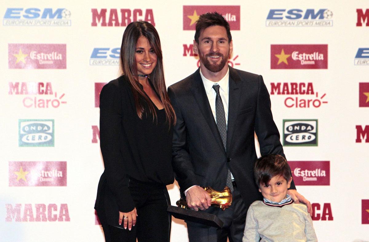 Lionel Messi recebe a 4.ª Bota de Ouro – Stars Online 126065a408858