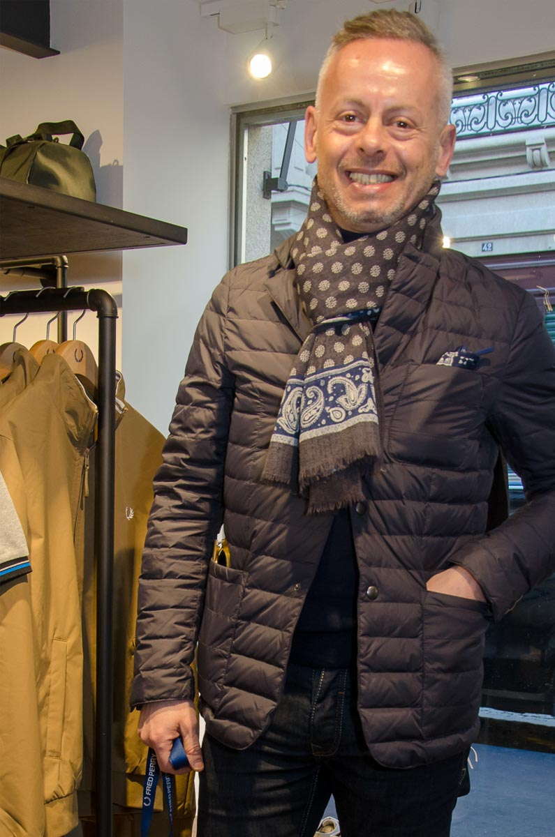 007bccddbf4 Marca de roupa famosa inaugura novo espaço na baixa do Porto – Stars ...