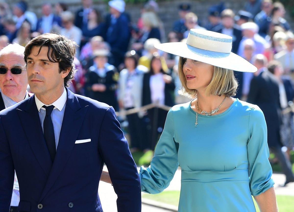 Os chapéus do casamento real  escolha o seu preferido – Stars Online 4f5897b3f00
