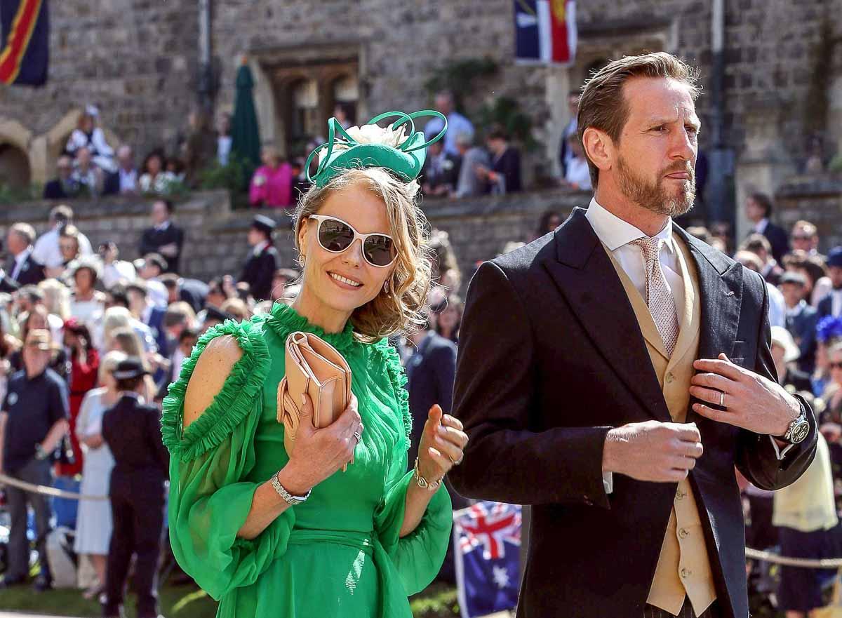 The wedding of Prince Harry and Meghan Markle e255e2c34a3