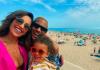 O preço da fama: Rita Pereira sofre em ida à praia com família