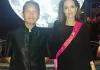 Cineasta cambodjano, o novo amor de Angelina Jolie